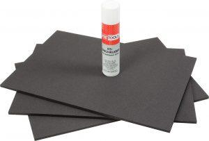 Σετ Foam (αφρόδες υλικό) για κοπή και τοποθέτηση εργαλείων