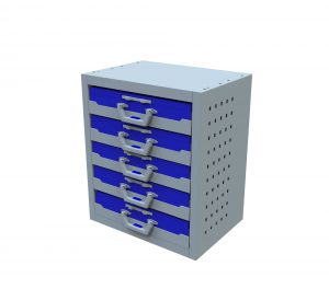 5 Case Cabinet