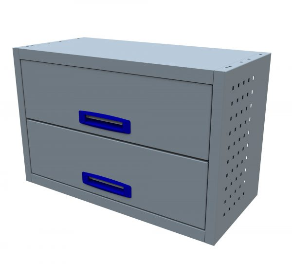 2 Drawer (0.75m Drawer Unit)
