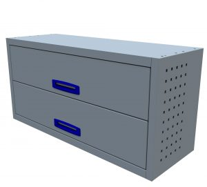 2 Drawer (1.00m Drawer Unit)