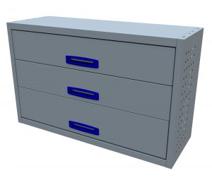 3 Drawer (1.00m Drawer Unit)