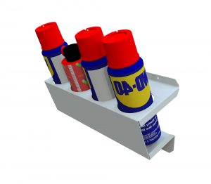 Spray Can Holder (4 Can Capacity)